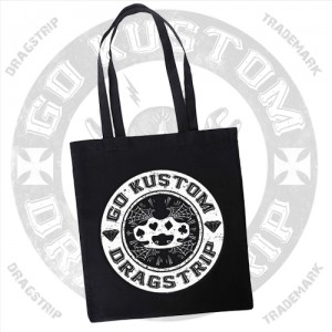 Dragstrip Clothing Duster Diamond Tote Bag