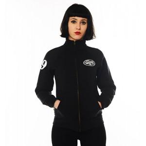 8850fff07a47 Women`s Cafe Racer Moto Jersey Speed Trials