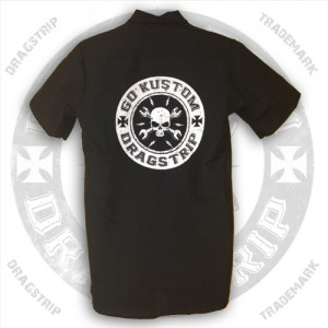 Go Kustom Dragstrip work shirt