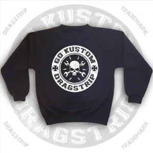 GO KUSTOM worker greaser jumper jersey