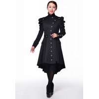 Chic Star Victorian Trench Coat