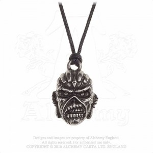 Iron Maiden Piece Of Mind, Eddie  Pendants