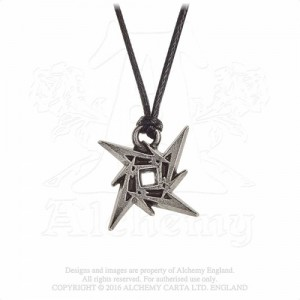 Metallica Ninja Star  Pendants