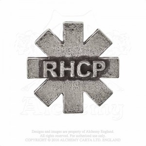 Red Hot Chilli Peppers RHCP logo Asterisk