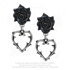Wounded Love Earrings