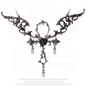 Wings of Eternity Necklace