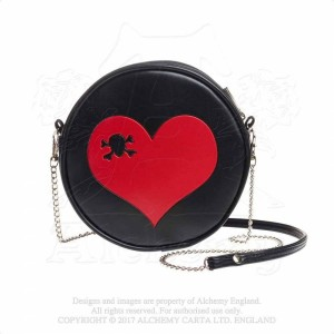 Heart Skull  Bags, Purses & Wallets