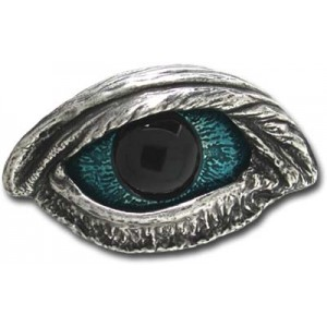 The Vulture's Eye belt buckle