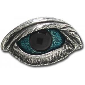 The Vulture's Eye belt buckle