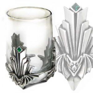 Chrysler-Bat Shot Glass