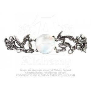 The Twilight Moon bracelet