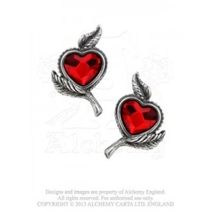 Love's Blossom ear studs