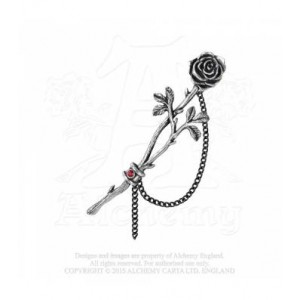 Chained-Love Rose - Earwrap