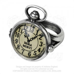 Uncle Albert's Time Piece Ring