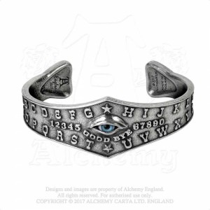 Ouija Eye - bangle  Bangle