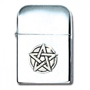 Pentagram lighter