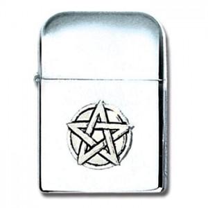 Pentagram lighter