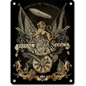 Royal Aether Force METAL SIGN