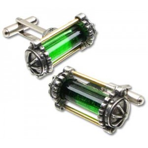 Miasmatic Reactor Core CUFF LINKS