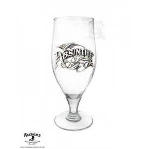 La Belle Epoch Absinthe Glass Tumbler