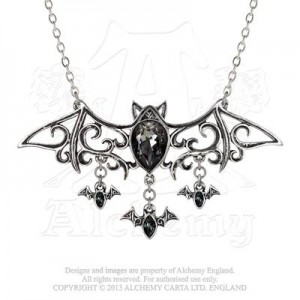 Viennese Nights necklace