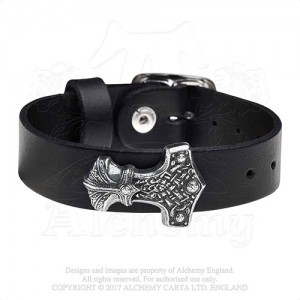Wenig Thunderhammer Leather Wriststrap