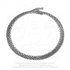 The Sophia Serpent Bracelet