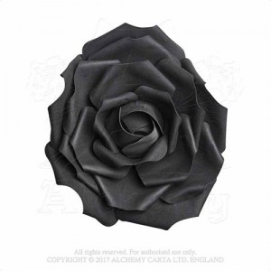 Black Rose Heart shades of Alchemy