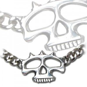 Skull Duster NECKLACE