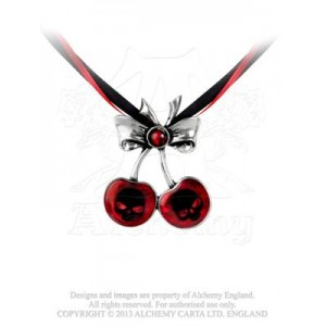 Black Cherry necklace