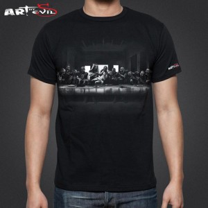 Betrayal High Quality Art by Evil T`Shirt