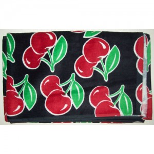 Cherry Beach Towel