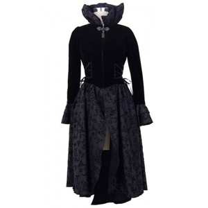 Devil Fashion Gothic Ophelia Jacket