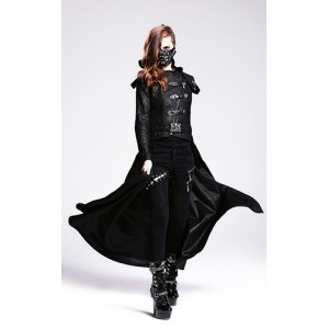 Devil Fashion Gothic Rhapsody Coat