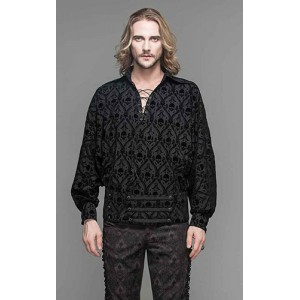 Devil Fashion Mens Medieval Reign Shirt