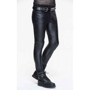 Devil Fashion Mens Jareth Trousers