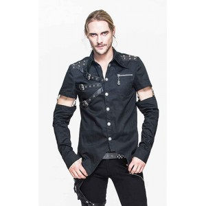 Devil Fashion Mens Abel Shirt