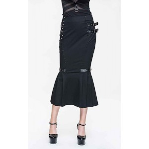 Devil Fashion Seline Pencil Skirt