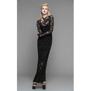 Devil Fashion Luna Lace Dress