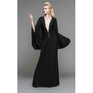 Devil Fashion Persephone Maxi Dress