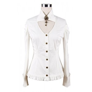 Devil Fashion Steampunk Alexia Shirt