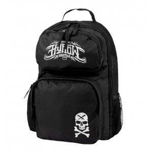 SKULL BACK PACK 3 Black