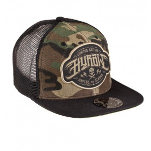 DEATH TO HIPSTER - SNAP BACK CAP