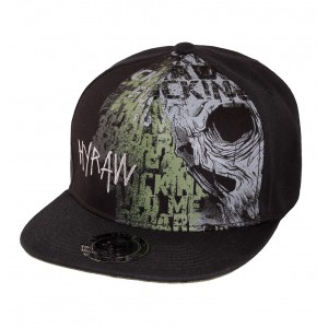 LAND - SNAP BACK CAP