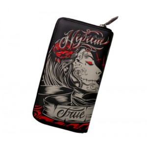 HyRaw true ROMANCE - WOMENS WALLET