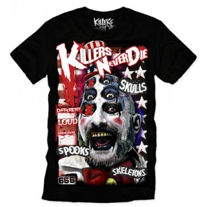 The SIDESHOW T`Shirt