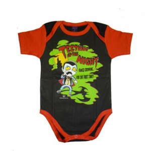 kreepsville 666 teething in the night onsie