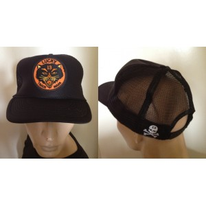 Lucky 13 Baseball Cap Tiger adjustable size