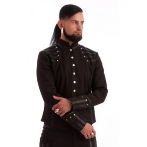 Necessary Evil Mephisto Mens Gothic Jacket