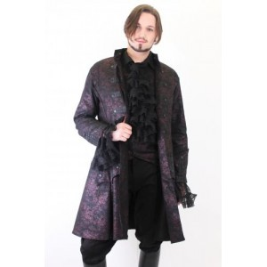 ESME STEAMPUNK TROUBADOR COAT
